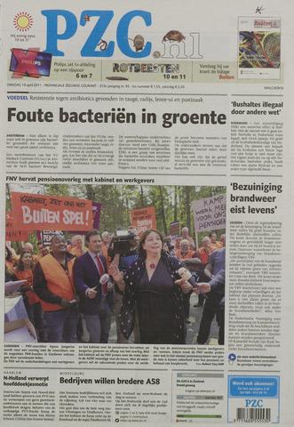 Provinciale Zeeuwse Courant 2011-04-19