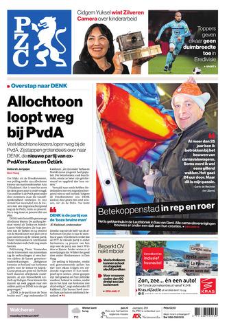 Provinciale Zeeuwse Courant 2017-02-06