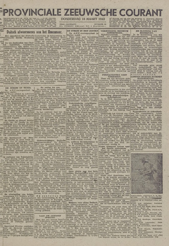Provinciale Zeeuwse Courant 1943-03-18