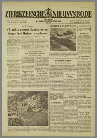 Zierikzeesche Nieuwsbode 1960-05-12