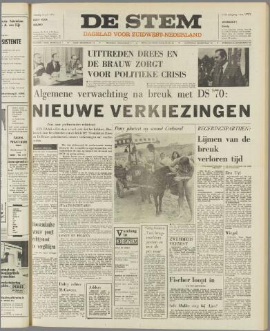de Stem 1972-07-18