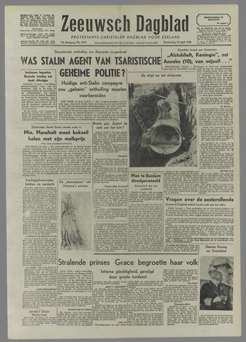 Zeeuwsch Dagblad 1956-04-19