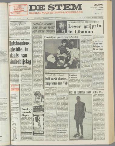 de Stem 1976-03-12