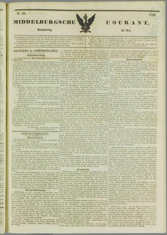 Middelburgsche Courant 1846-05-21