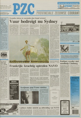 Provinciale Zeeuwse Courant 1994-01-08