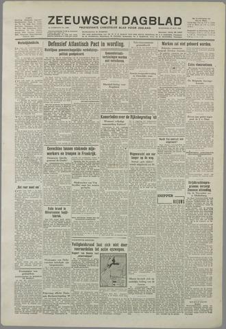 Zeeuwsch Dagblad 1948-10-27
