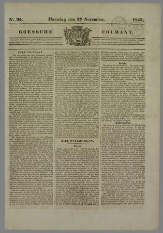 Goessche Courant 1843-11-27