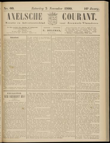 Axelsche Courant 1900-11-03