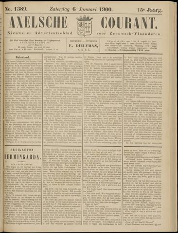 Axelsche Courant 1900-01-06