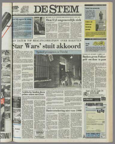 de Stem 1987-10-24