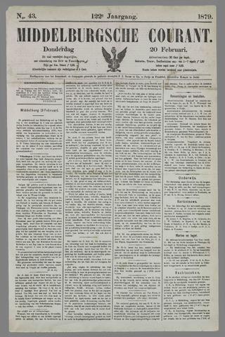 Middelburgsche Courant 1879-02-20