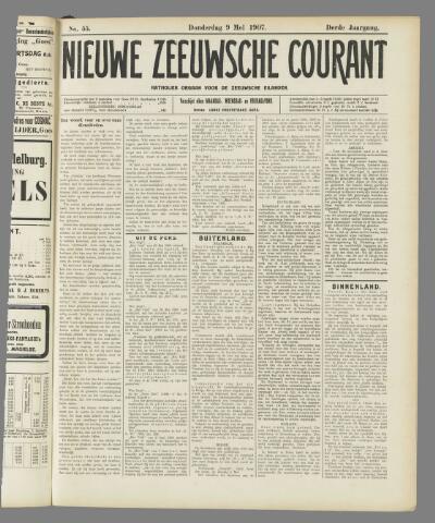 Nieuwe Zeeuwsche Courant 1907-05-09