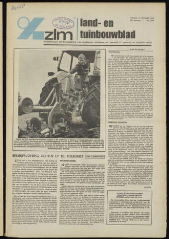 Zeeuwsch landbouwblad ... ZLM land- en tuinbouwblad 1975-10-31