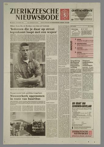 Zierikzeesche Nieuwsbode 1993-09-07
