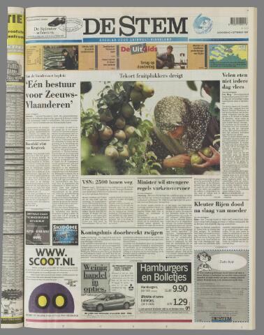 de Stem 1997-09-04