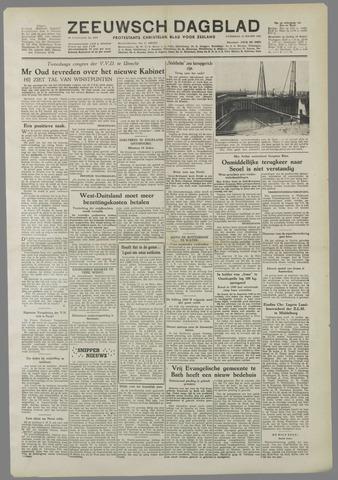 Zeeuwsch Dagblad 1951-03-17
