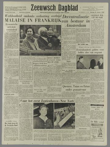 Zeeuwsch Dagblad 1958-10-21