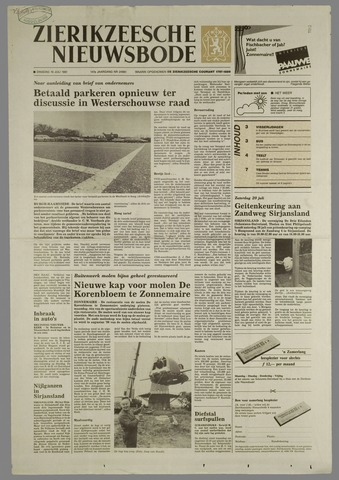 Zierikzeesche Nieuwsbode 1991-07-16
