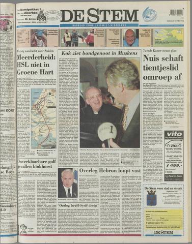 de Stem 1996-10-29