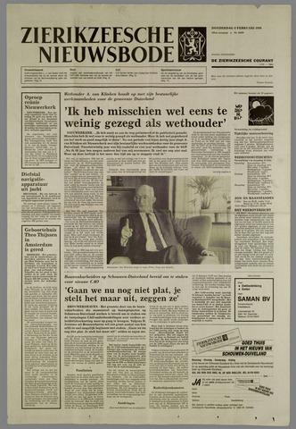 Zierikzeesche Nieuwsbode 1990-02-08