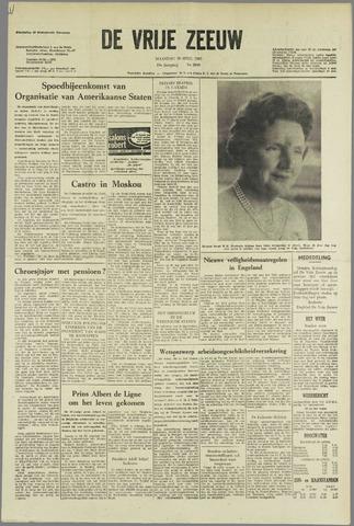 de Vrije Zeeuw 1963-04-29