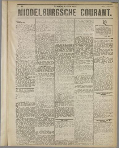 Middelburgsche Courant 1921-07-05