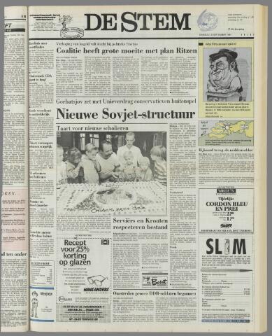 de Stem 1991-09-03