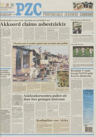 Provinciale Zeeuwse Courant 1998-09-24