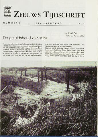Zeeuws Tijdschrift 1972-11-01