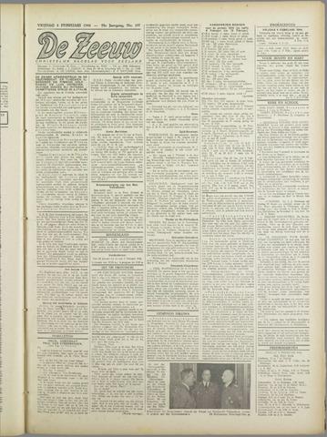 De Zeeuw. Christelijk-historisch nieuwsblad voor Zeeland 1944-02-04
