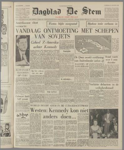 de Stem 1962-10-24
