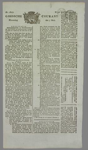 Goessche Courant 1827-05-07