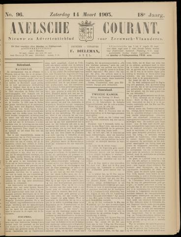 Axelsche Courant 1903-03-14