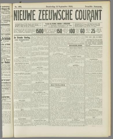 Nieuwe Zeeuwsche Courant 1916-09-14