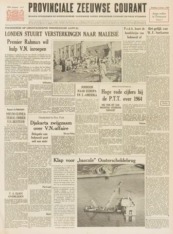 Provinciale Zeeuwse Courant 1965-01-05