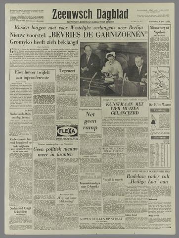Zeeuwsch Dagblad 1959-06-04