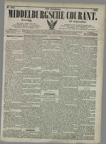 Middelburgsche Courant 1891-09-26