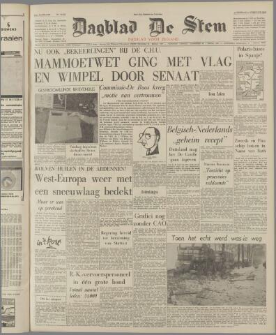 de Stem 1963-02-13