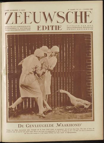 Ons Zeeland / Zeeuwsche editie 1930-06-13