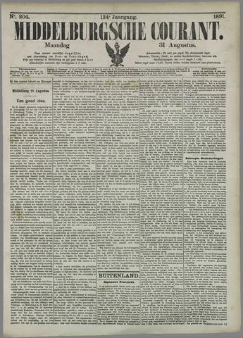 Middelburgsche Courant 1891-08-31