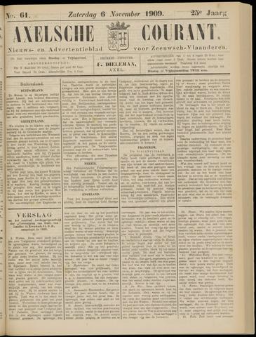 Axelsche Courant 1909-11-06