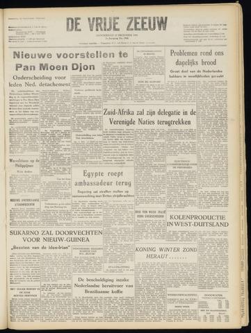 de Vrije Zeeuw 1951-12-13
