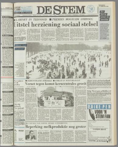 de Stem 1985-01-14
