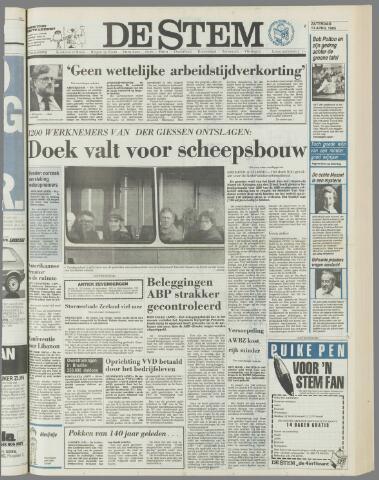 de Stem 1985-04-13