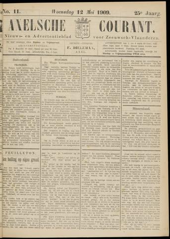 Axelsche Courant 1909-05-12