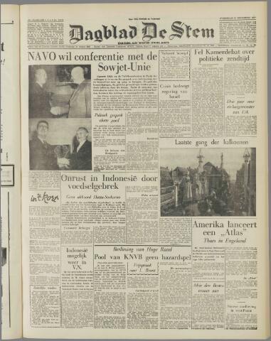 de Stem 1957-12-18