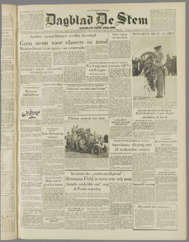 de Stem 1954-10-26