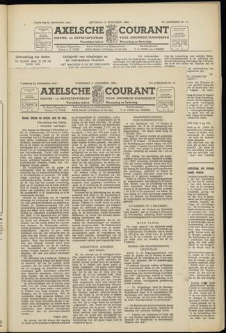 Axelsche Courant 1948-11-03