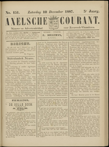 Axelsche Courant 1887-12-10