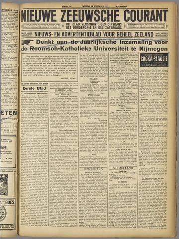Nieuwe Zeeuwsche Courant 1923-09-29